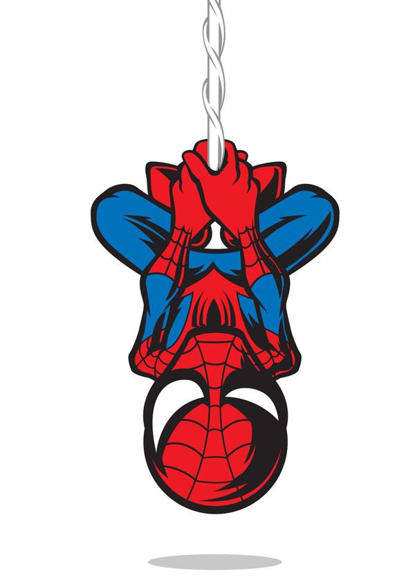 Drawn spiderman mini Chad #Marvel  MINIS #Spiderman