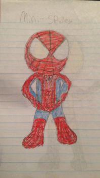 Drawn spiderman mini Petplayerisawesome Man Mini DeviantArt by