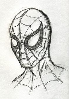 Drawn spiderman mini By deviantART on Spider Google