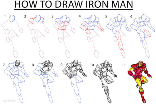 Drawn spiderman step by step Search spiderman drawing step image