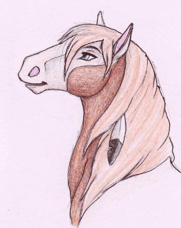 Drawn spirit #2