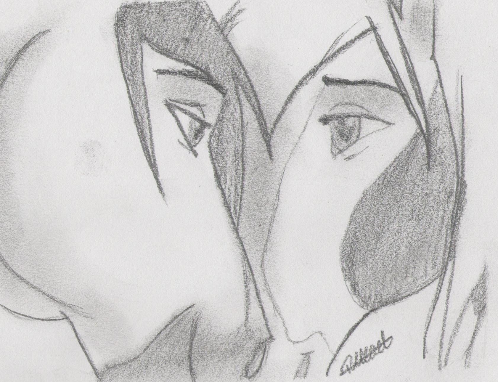 Drawn spirit #11