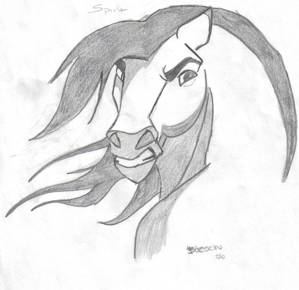 Drawn spirit #13