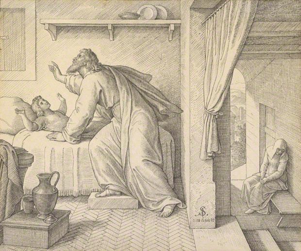 Drawn spirit art Of of Age the <em>Elijah