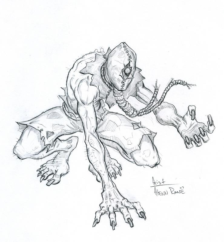 Drawn spirit geist Wikia WoWWiki powered Geist Geist