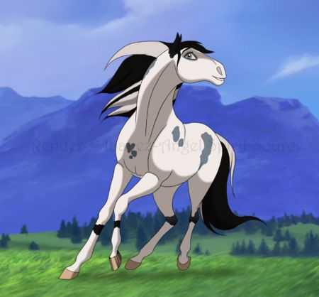 Drawn spirit mustang horse Pinterest spirit more on and