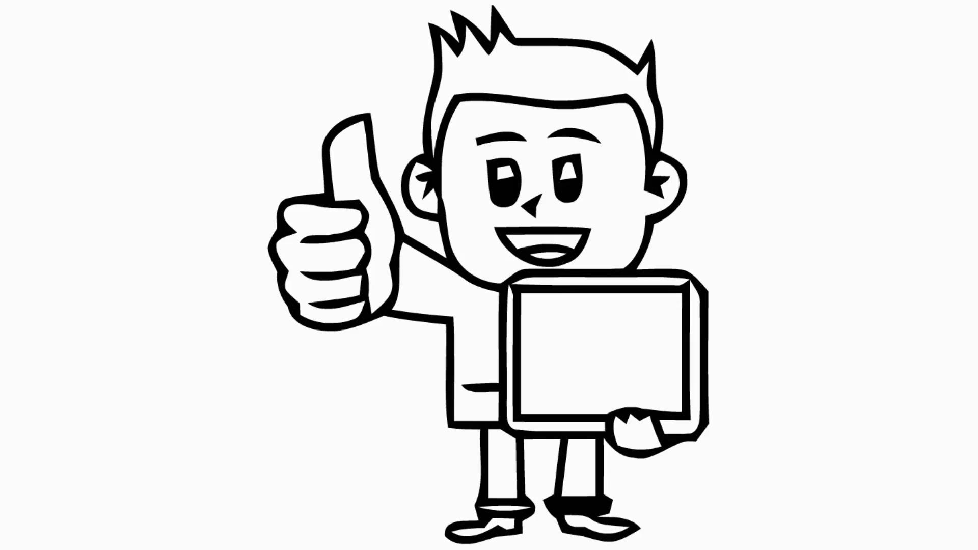 Drawn microphone animated Cartoon transparent hand hand