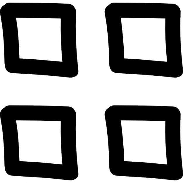 Drawn squares Drawn Download Free hand of