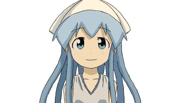 Drawn squid anime Squid Squid raylee 10 chan13
