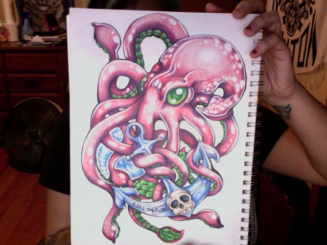 Drawn squid awesome This on ideas more and