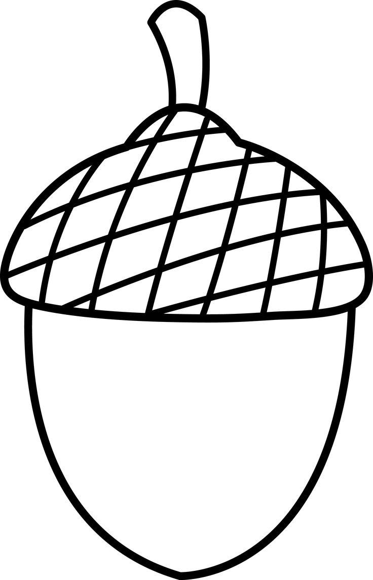 Drawn squirrel acorn clipart Best images 41 Pinterest nut%20clipart