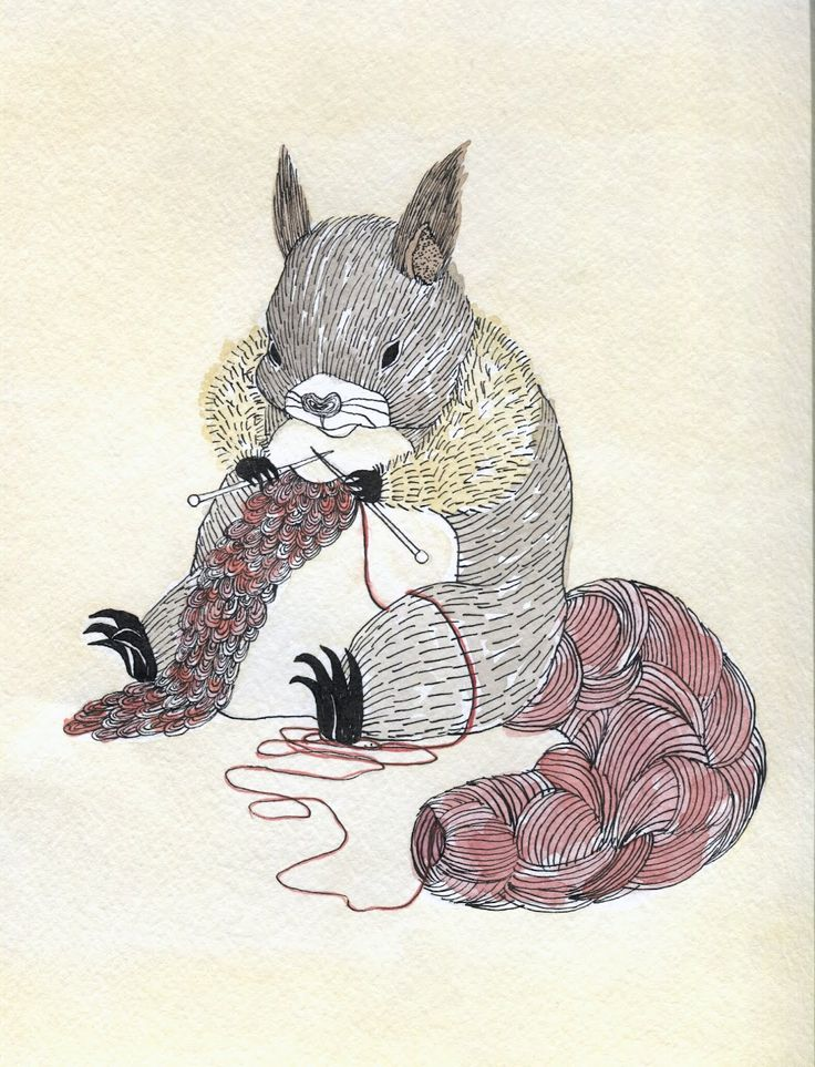 Drawn squirrel carnivore Squirrels on Pinterest 130 but