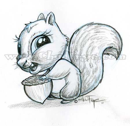 Drawn squirrel hand drawn Squirrel Chad Pinterest by Best