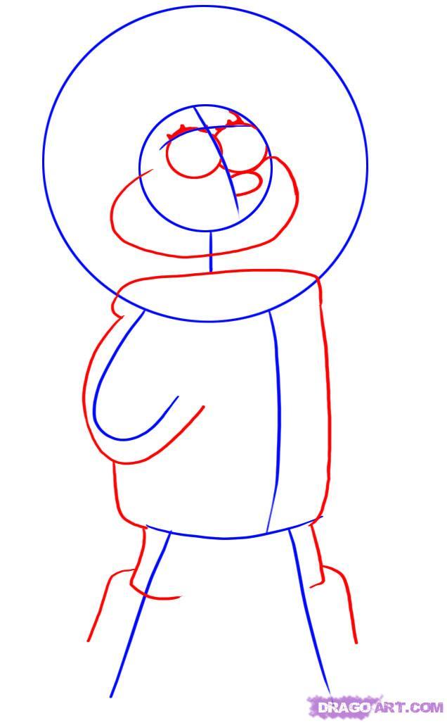 Drawn squirrel dragoart To Sandy Draw to by