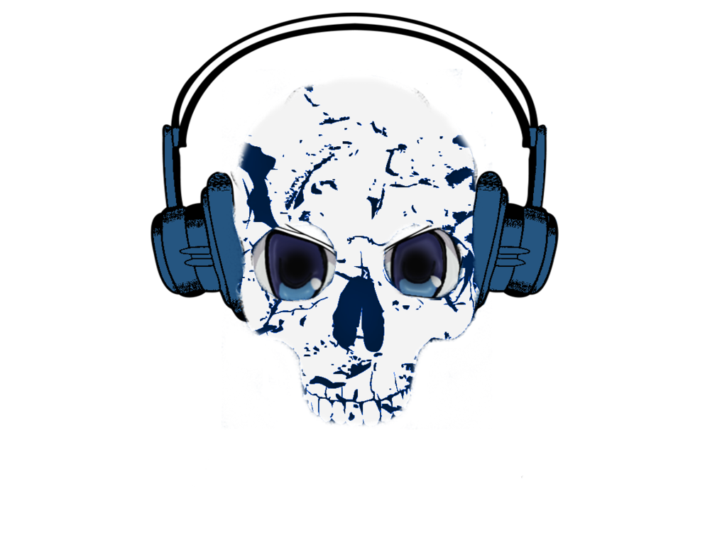 Drawn skull anime Sveglio skull dubstep anime by