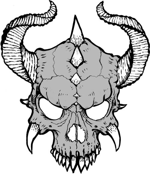 Drawn ssckull awesome Art Free Drawings Of Art