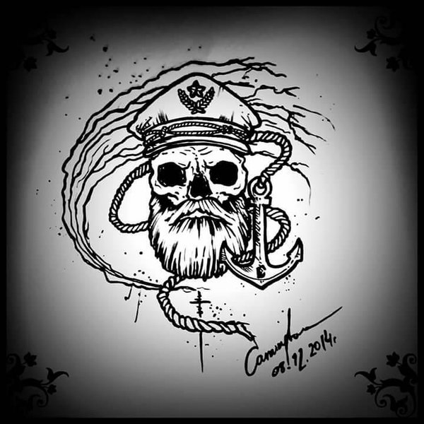 Drawn skull fun Fun drawing on ccarringtonn drawing