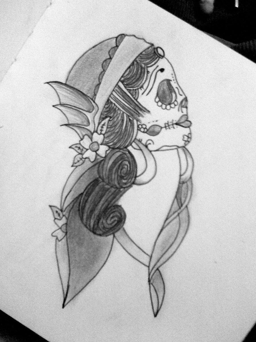 Drawn ssckull gypsy Zu 1000 auf Über Pinterest