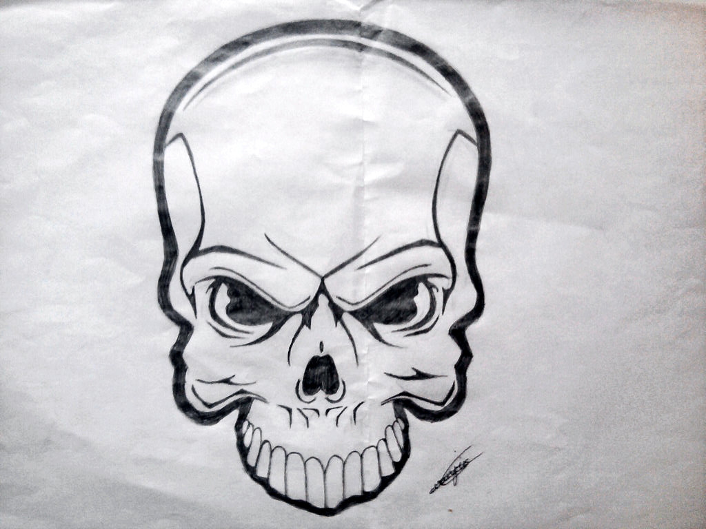 Drawn ssckull nose Skull 2017 Drawing 2012 Drawing
