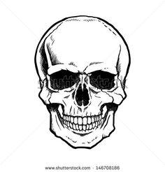 Drawn ssckull simple Reviews DrawingSkull Black kReview top