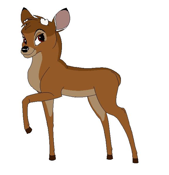 Drawn stag bambi Bambi Fanart <333 GoddessOfTheWolves Bambi
