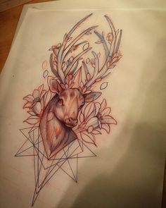 "Drawn stag traditional Would and and ""Stag for"