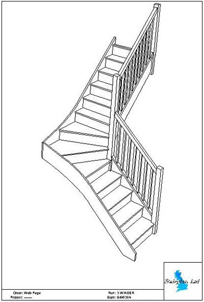 Drawn stairs Your staircase Plans Plan us