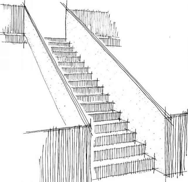 Drawn stairs Drawing Of 11 Arts Freehand: