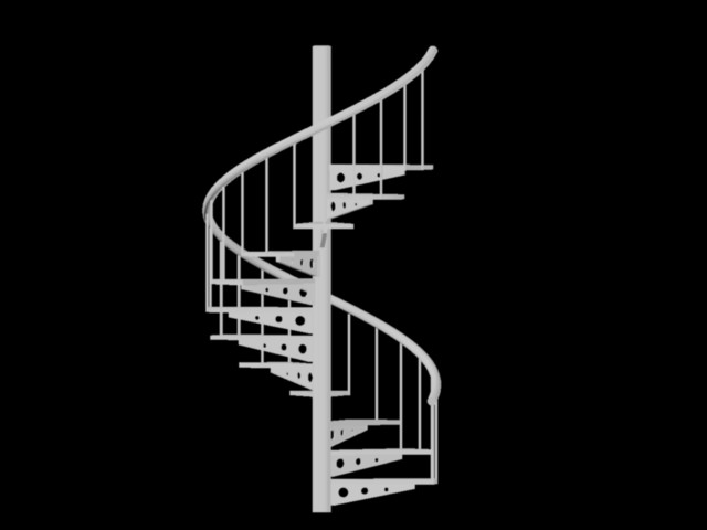 Drawn stairs autocad 3d 3d DRAWING stairs in spiral