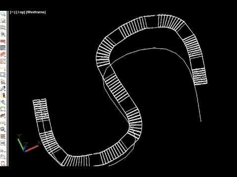Drawn stairs autocad 3d 2  How How plug