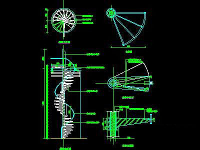 Drawn stairs dwg Autocad  Stairs Drawings Online