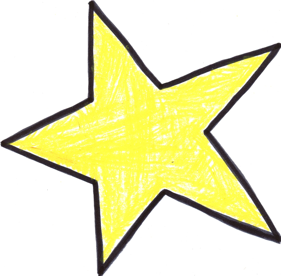Drawn star Drawn Hand Hand clipart clipart