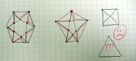 Drawn star basic Drawn \ diagonals org Anatomy