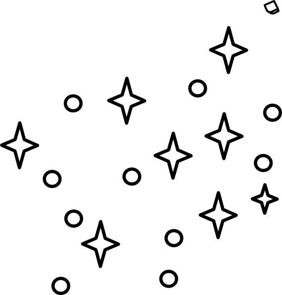 Drawn star black and white Clip Star Free Gallery