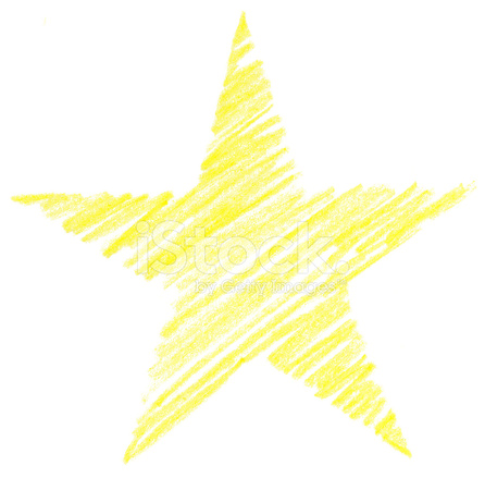 Drawn stars crayon Drawn Hand Child FreeImages Crayon