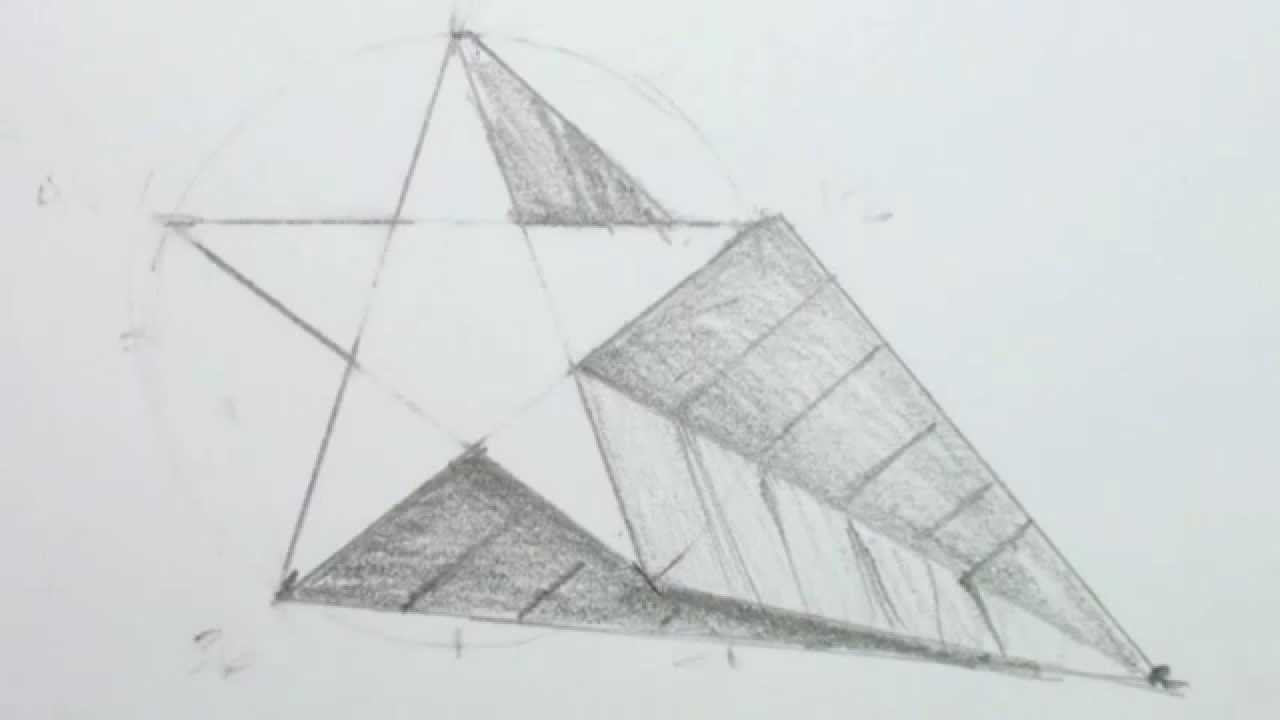 Drawn shapes perspective drawing How Photogyps Impossible Gallery Image