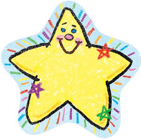 Drawn star kid Star Pause Larger View Single