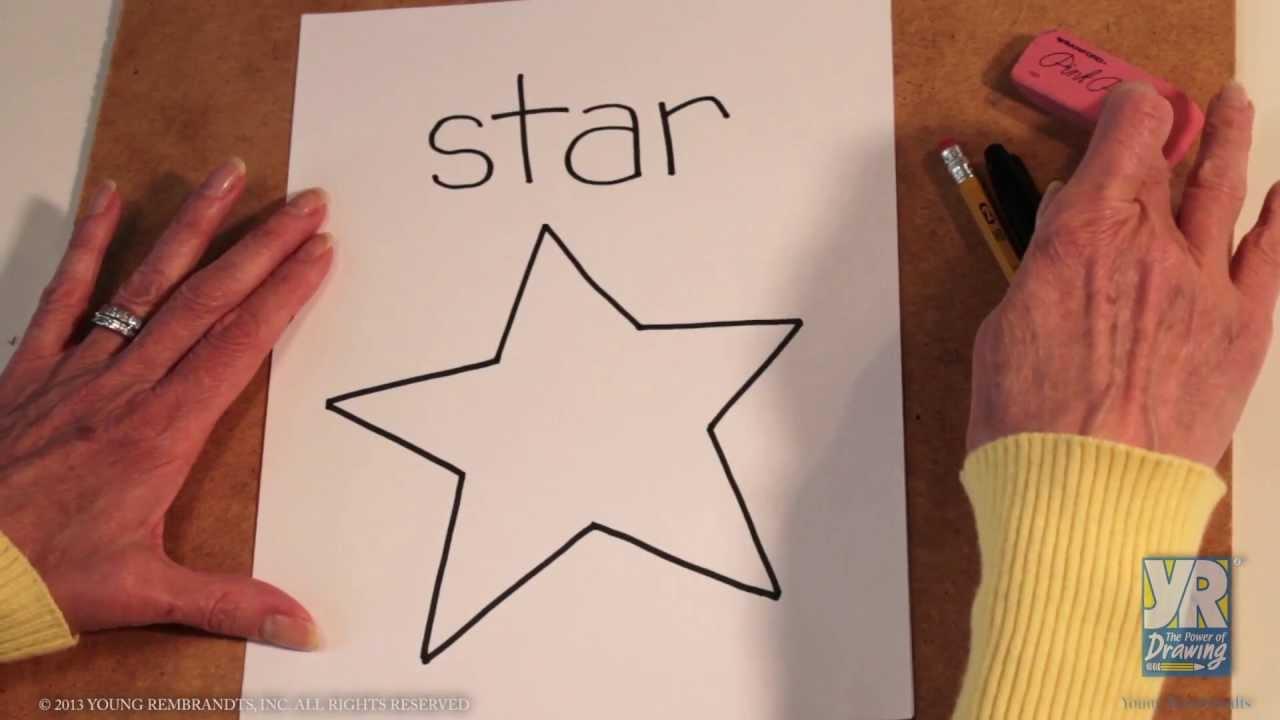 Drawn star kid To to Teaching  YouTube