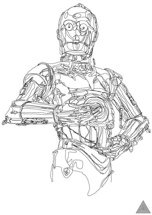 Drawn star line art Line ideas Best 25+ Drawings