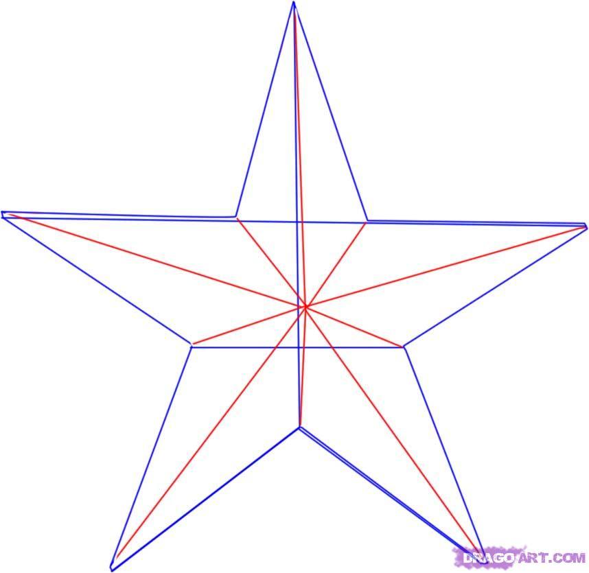 Drawn stars nautical Pop 3 nautical How