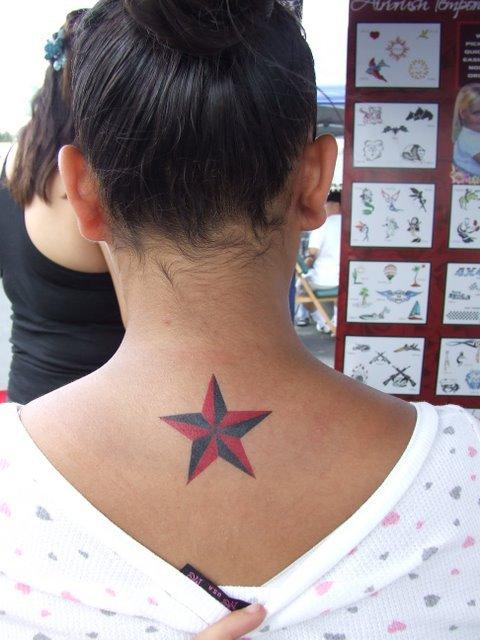 Drawn star norcal Design norcal 2011 January 17