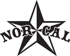 Drawn star norcal Star those pride Nor norcal
