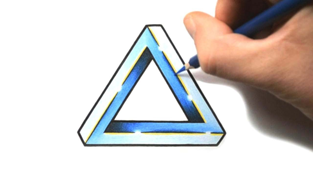 Drawn stars penrose Design Penrose Style Triangle Tattoo
