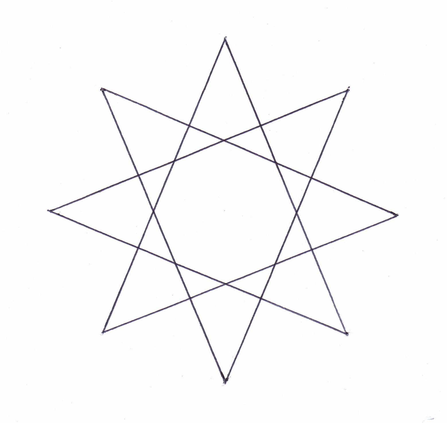 Drawn stars eight 8 established1962 STAR Stars 4