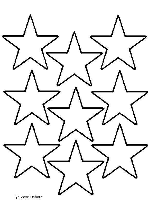 Drawn stare template cut out Search on free stencils Pinterest