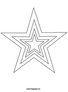 Drawn star template different Christmas star Star 460 0