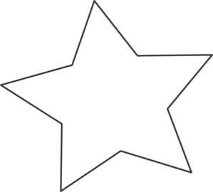 Drawn star transparent background Transparent On Free Stars Clipart