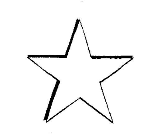 Drawn star transparent pixel Star png File:5 drawing Wikimedia