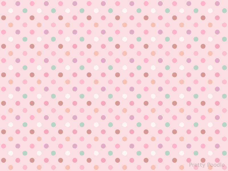 Drawn star twitter background Pretty macaron twitter color Poodle