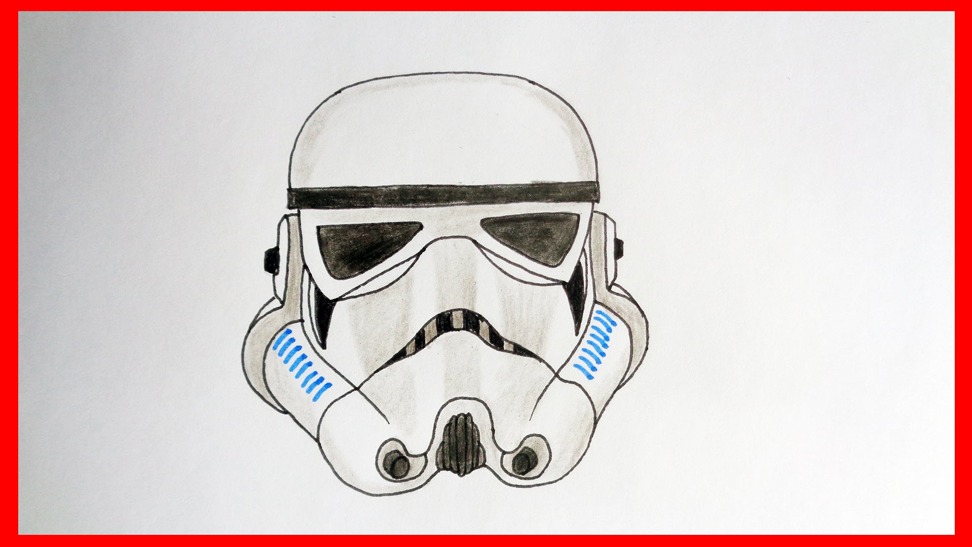 Drawn star wars Draw to draw stormtrooper characters